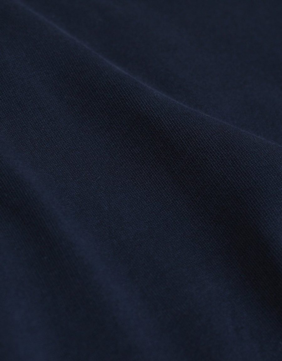 Classic_Organic_Crew-Crewneck-CS1005-Navy Blue
