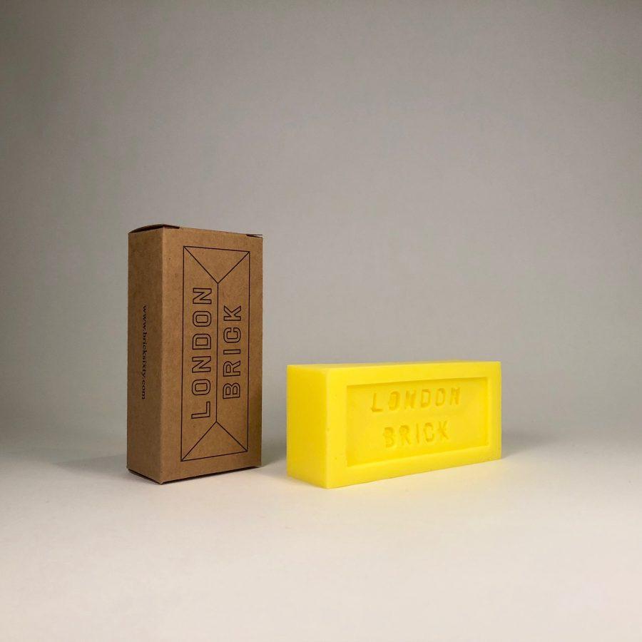 05 brick sixty London Brick Soap Honey Buff