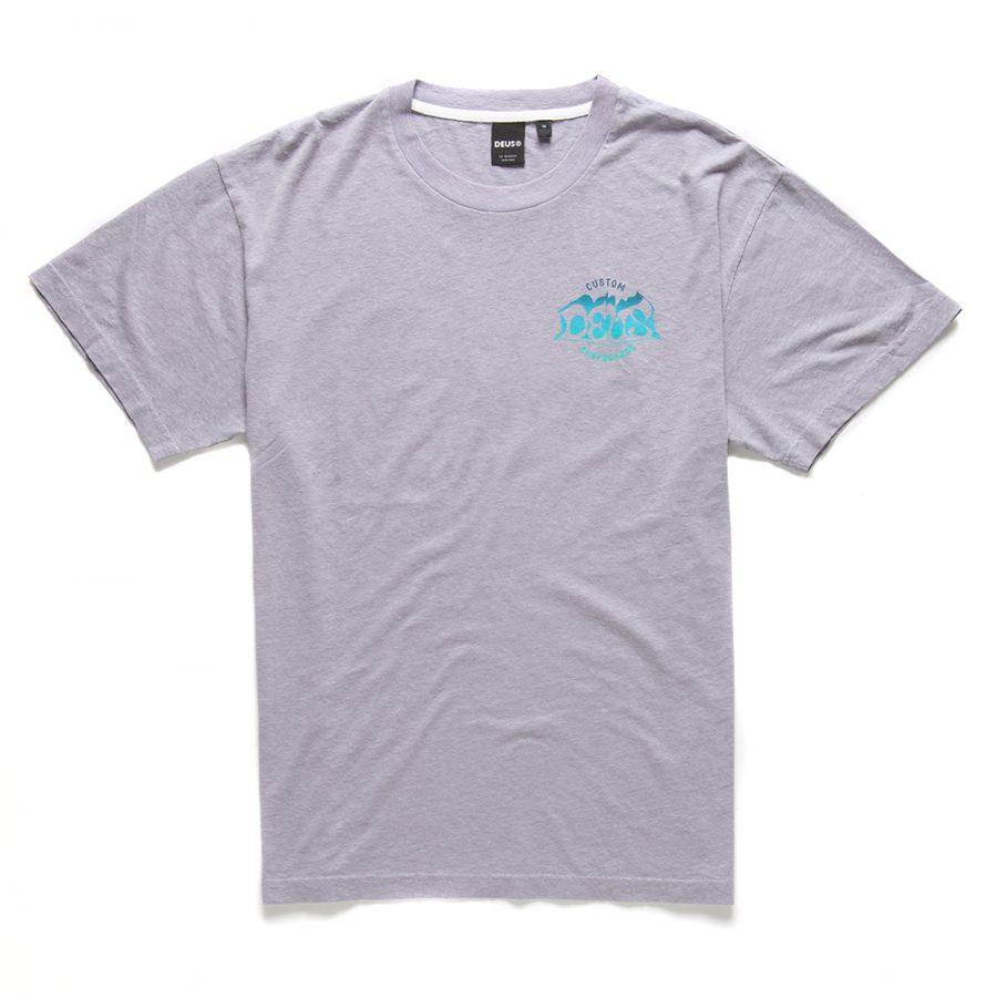 DMS91330C.Calypso Tee.Silver Gray