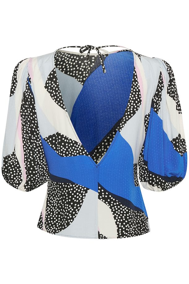 blue-pink-colorblock-glowiegz-blouse-with-short-sleeve (2)