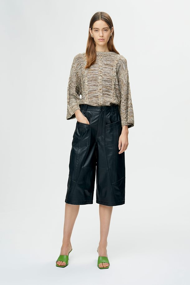 tapenade-multi-melangz-knitted-pullover