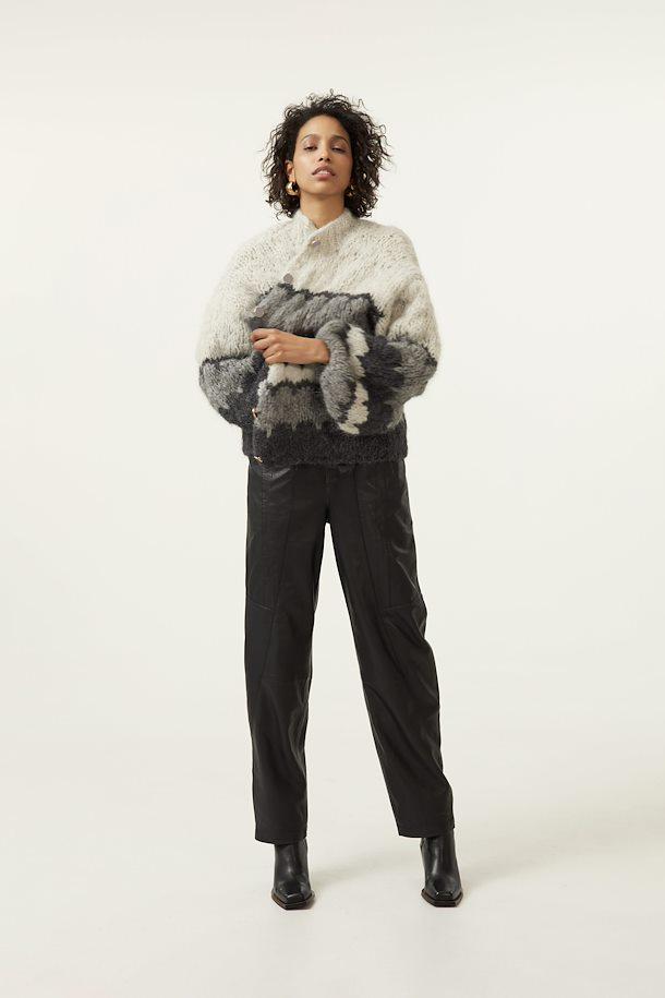 anthracite-melange-jessgz-knitted-pullover