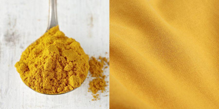 Burned-yellow
